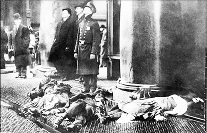 Ghosts of the Triangle Shirtwaist Fire - The Paranormal Guide